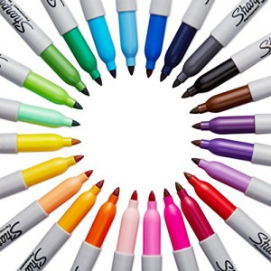 Sharpie-Fine-Tip-Permanent-Marker-24-Pack-Assorted-Colors-0