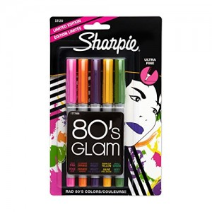 Sharpie-Ultra-Fine-Point-Permanent-Markers-5-Pack-Limited-Edition-Colored-Markers-33120-0