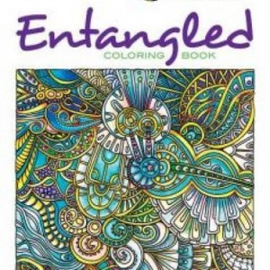 Creative Haven Entangled Coloring Book Books