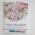Adult Coloring Book: Stress Relieving Patterns Review