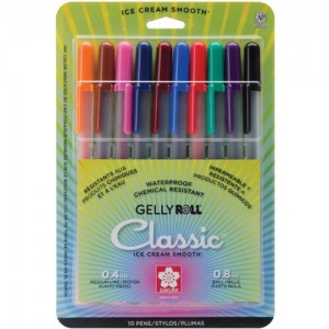 Sakura-37460-10-Piece-Gelly-Roll-Blister-Card-Assorted-Color-Medium-Point-Gel-Ink-Pen-Set-0