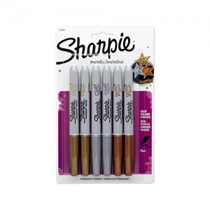 Sharpie-Metallic-Fine-Point-Permanent-Marker-Pack-of-6-Assorted-Colors-1829201-0