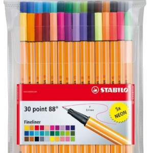 Stabilo-88-30-Color-Wallet-Set-0