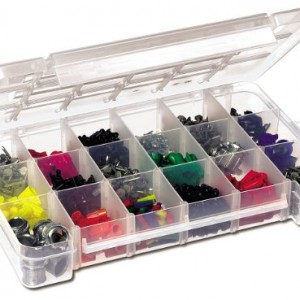 Akro-Mils-5905-Plastic-Parts-Storage-Case-for-Hardware-and-Craft-Large-Clear-0