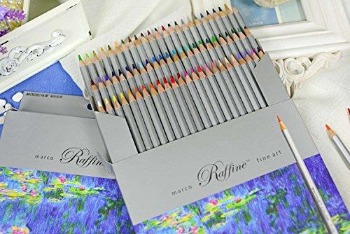 Huhuhero 48 ColoredPencil Set