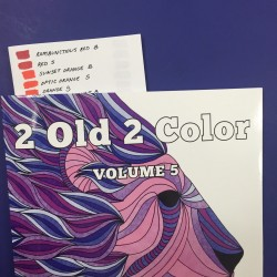 2 old 2 color Volume 5