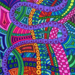 use color pairs adult coloring book coloring tips