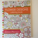 Flowering Designs Coloring Book Volume 1 Review