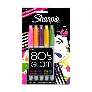 Sharpie-Fine-Point-Permanent-Markers-5-Pack-Limited-Edition-Colored-Markers-30631-0