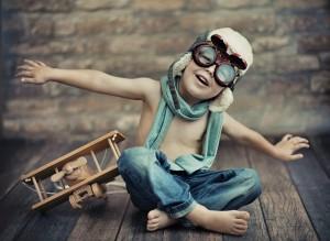 bigstock-A-small-boy-playing-38736457