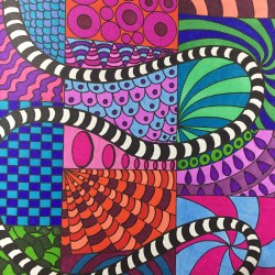 add a little black and white adult coloring book coloring techniques